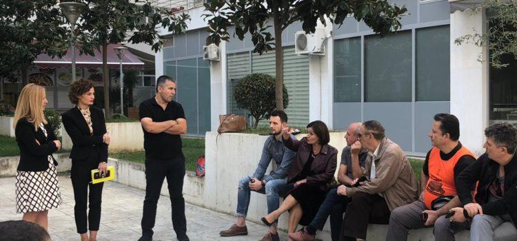 Edukim publik ambiental #KomunaParisit